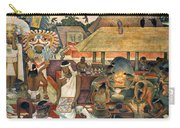 Rivera: Pre-columbian Life Carry-all Pouch