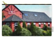 Riverbank Restaurant Riverstown Ireland Carry-all Pouch