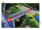 Riverboat Landing At Sacajawea Park Carry-all Pouch
