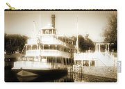 Riverboat, Liberty Square, Walt Disney World Carry-all Pouch