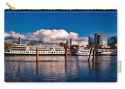 Riverboats Of Sacramento Carry-all Pouch