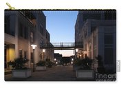 Riverfront At Twilight Carry-all Pouch