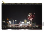 Riverfront Home Run  Ohio Carry-all Pouch