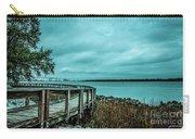 Riverfront Park Boardwalk Carry-all Pouch