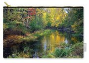 Riverscape In Autumn Carry-all Pouch
