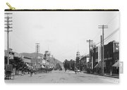 Riverside California C. 1900 Carry-all Pouch