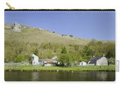 Riverside Setting At Monsal Dale Carry-all Pouch