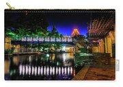 Riverwalk Bridge Carry-all Pouch