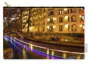La Mansion Del Rio Riverwalk Christmas Carry-all Pouch