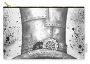 Riveting Top Hat Carry-all Pouch