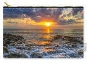 Riviera Beach Sunrise  Carry-all Pouch