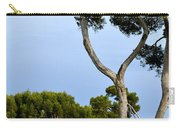 Riviera Trees Carry-all Pouch