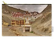 Rizong Monastery Ladakh Jammu And Kashmir India Carry-all Pouch