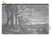 Rizpah Kindness Toward The Dead Carry-all Pouch