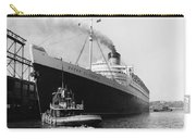 Rms Queen Elizabeth Carry-all Pouch