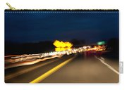 Road At Night 1 Carry-all Pouch