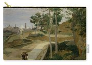 Road From Volterra Carry-all Pouch