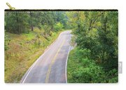 Road In The Black Hills Carry-all Pouch