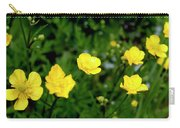Road Of Flowers Carry-all Pouch