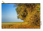 Road Of Leaves Carry-all Pouch