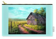 Road On The Farm Haroldsville L A Carry-all Pouch