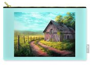 Road On The Farm Haroldsville L B Carry-all Pouch
