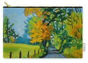 Road Through Barrenridge Carry-all Pouch