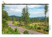 Road Through Custer State Park Carry-all Pouch