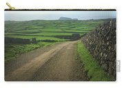 Road Through The Pastrues Of Terceira  Carry-all Pouch by Kelly Hazel