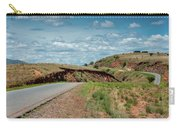 Road To Antananarivo Carry-all Pouch