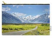 Road To Aoraki Carry-all Pouch