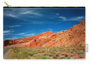 Road To Arches National Park Carry-all Pouch