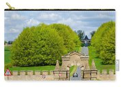 Road To Burghley House-vertical Carry-all Pouch