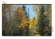 Road To Fall Colors Carry-all Pouch