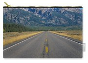 Road To Grand Teton National Park Carry-all Pouch