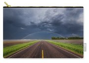 Road To Nowhere - Rainbow Carry-all Pouch