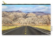 Road To Owl Creek Mountains Wyoming Carry-all Pouch