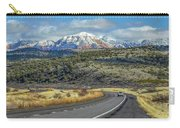 Road To Sedona Carry-all Pouch