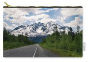 Road To Valdez Carry-all Pouch
