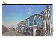 Road Work Machines Hdr Carry-all Pouch