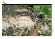 Roadrunner Pair Carry-all Pouch