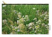 Roadside Bouquet Of Wildflowers In Mchenry County Carry-all Pouch
