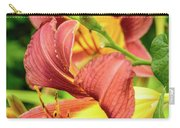 Roadside Lily Carry-all Pouch