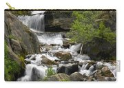Roadside Mountain Stream Carry-all Pouch