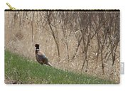 Roadside Rooster Pheasant Carry-all Pouch