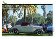 Roadster At The Castle Carry-all Pouch