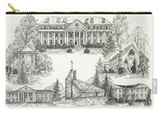 Roanoke College Carry-all Pouch