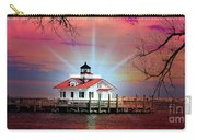 Roanoke Marshes Lighthouse, Manteo, North Carolina Carry-all Pouch