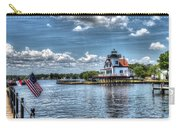 Roanoke River Lighthouse No. 2 Carry-all Pouch