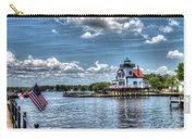 Roanoke River Lighthouse No. 2a Carry-all Pouch
